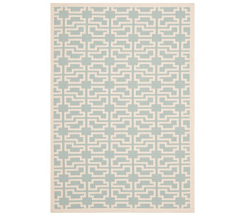 "Safavieh 5'3"" x 7'7"" Abstract Indoor/Outdoor Rug - H283063"