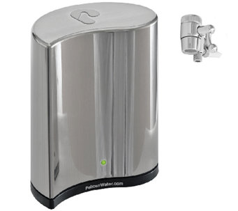 Pelican Premium Countertop Water Filtration System - Nickel - H286863