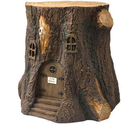 Plow & Hearth Tree Stump
