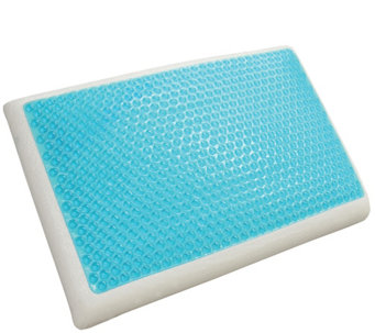 Cool Gel Memory Foam Pillow - H288063