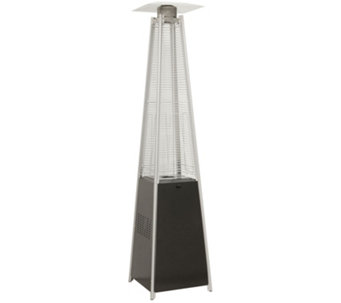Hanover 7 ft 42,000 BTU Pyramid Propane Patio Heater - H289863