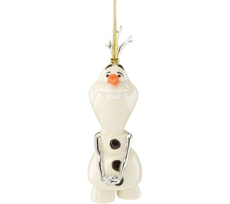 Lenox Warm Hugs Olaf Ornament
