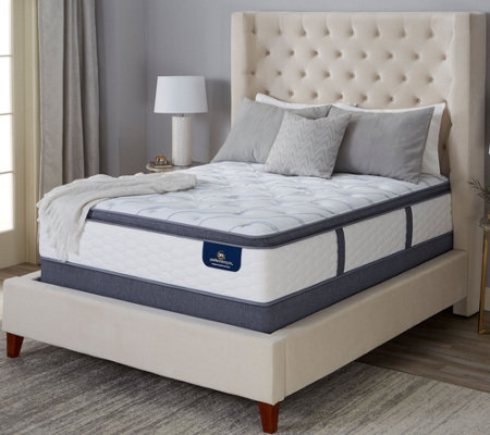 Serta Perfect Sleeper Elite Super Pillowtop CKMattress Set