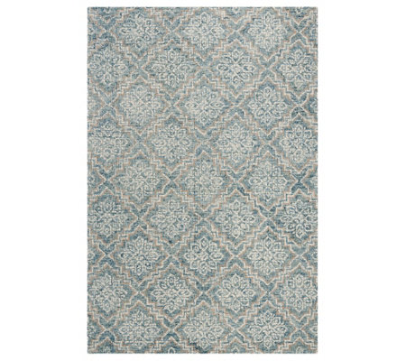 Abstract Kaliya 6' x 9' Rug by Valerie