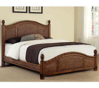 Home Styles Marco Island Queen Bed - H366563