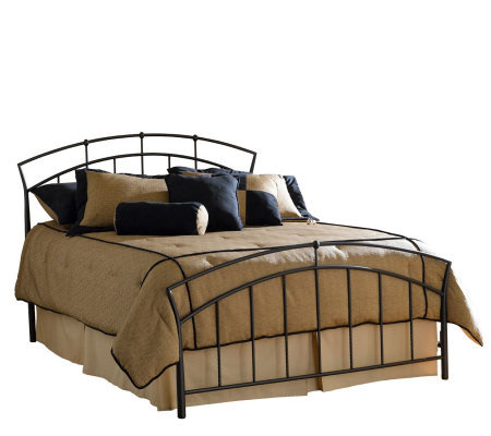 Hillsdale furniture vancouver bed queen for Beds vancouver