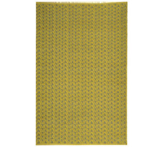 Thom Filicia 4' x 6' Ackerman Recycled PlasticOutdoor Rug - H186464