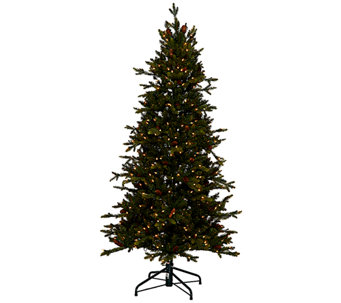 """As Is"" Bethlehem Lights 15th Anniversary 5' Christmas Tree - H207264"