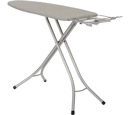 Household Essentials Silver Mega Wide-Top Ironing Board