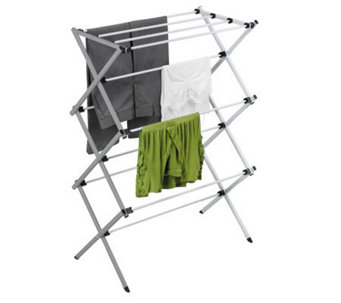 Honey-Can-Do Folding Deluxe Metal Drying Rack - H356564
