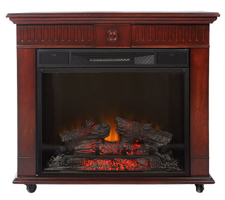 Strasburg Freestanding Vent Free Electric Fireplace Page