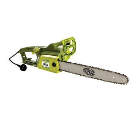"Sun Joe Saw Joe 18""L 14-Amp Electric Chain Saw"