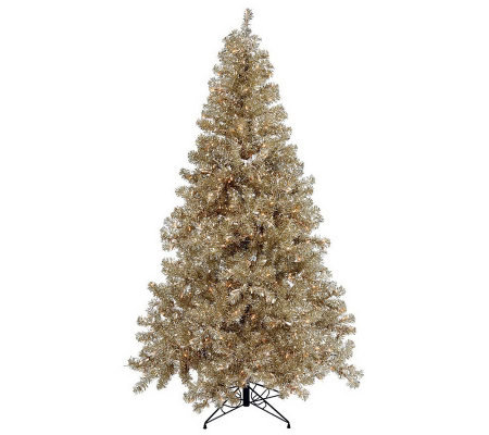 5' Colored PVC Pine Tree with Mini Lights by Vickerman