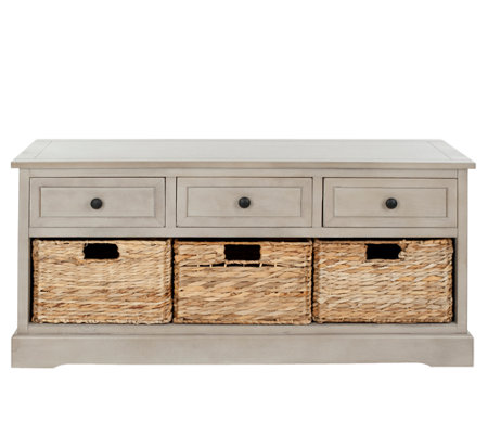 American Home Damien 3-drawer Storage Unit