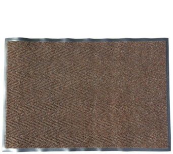 Don Aslett's 3' x 6' Chevron Mat - H289765