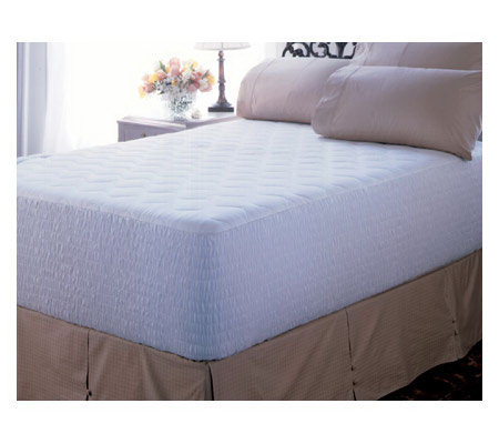 Beautyrest 220TC Cotton King Mattress Pad