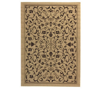 "Safavieh Courtyard Heirloom Gate 5'3"" x 7'7"" Rug - H178966"
