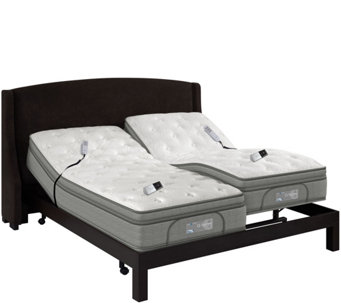 Sleep Number QSeries Limited Edition SK Adjustable Mattress Set - H211166