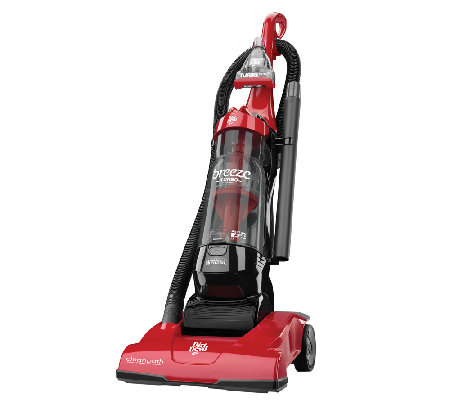 Dirt Devil Breeze Cyclonic Bagless Upright Vacuum  w/ Tool