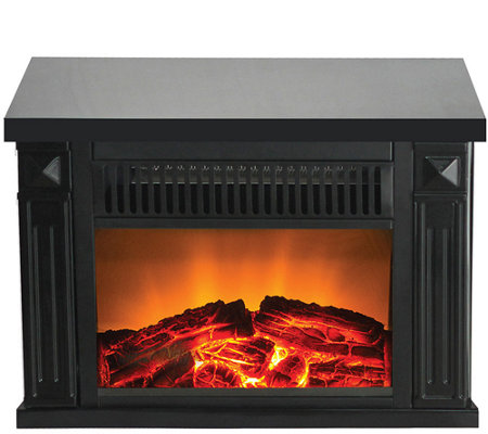 Warm House Zurich Tabletop Electric Fireplace