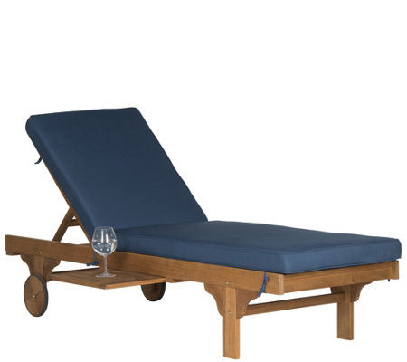 Safavieh Newport Outdoor Lounge Chair