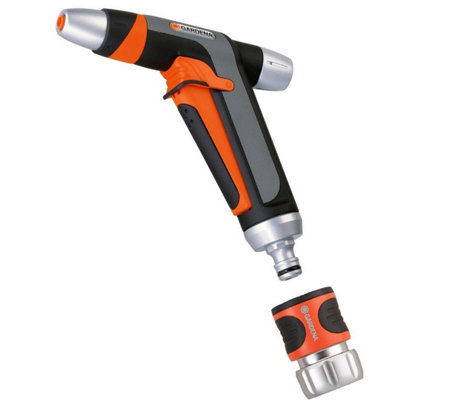 Gardena Metal Premium Adjustable Spray Nozzle