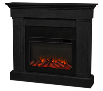 Real Flame Crawford Slim Electric Fireplace - H295166