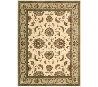 "Nourison Atlas 7'9"" x 10'10"" Persian Machine-Made Rug - H350366"