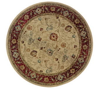 Sphinx Samantha 6' Round Area Rug by Oriental Weavers - H355366