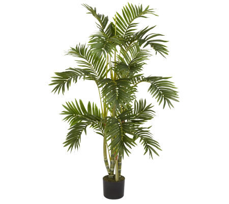 4' Areca Palm Tree by Nearly Natural
