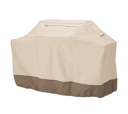 Veranda Cart Barbecue Cover - Medium - by Classic Accessories