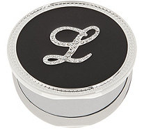 Crystal Initial Compact Mirror with Magnification by Lori Greiner - H213467