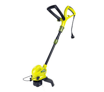 "Sun Joe Trimmer Joe 4-Amp 12"" Electric Grass Tr immer/Edger - H281567"
