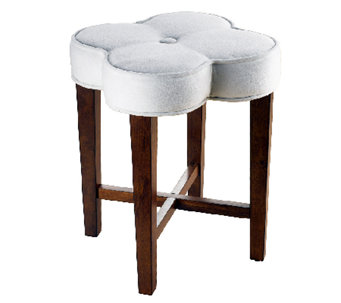 Hillsdale Furniture Clover Vanity Stool - H282967