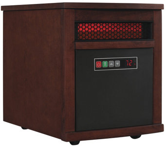 Duraflame BigBrawn PowerHeat Portable InfraredHeater w Remote - H286967