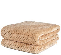 Berkshire Blanket Geometric Shimmersoft King Blanket - H288267