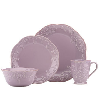 Lenox French Perle 4-piece Place Setting - H365667