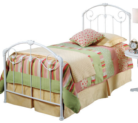 Hillsdale House Maddie Bed Twin Page 1 Qvc Com