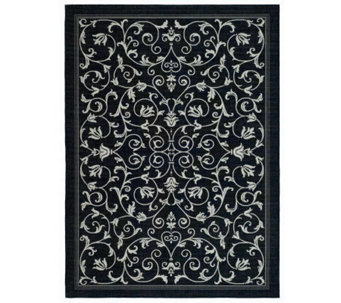 "Safavieh Courtyard Heirloom Gate 4' x 5'7"" Rug - H178968"