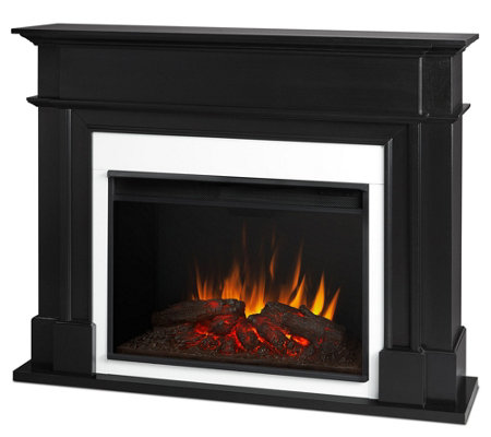 Real Flame Harlan Electric Grand Fireplace