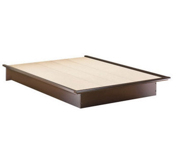 South Shore Step One Queen Platform Bed - H358568