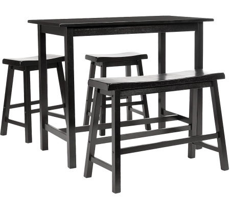 Ronin 4-Piece Set Pub Table