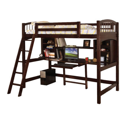 Hayden Twin Size Loft Bed