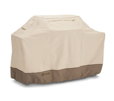 Veranda Cart Barbecue Cover - Large - by Classic Accessories