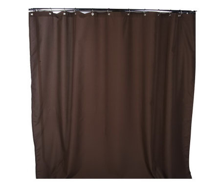 Watershed Single Solution 2-in-1 Fabric Shower Curtain - Page 1 ...