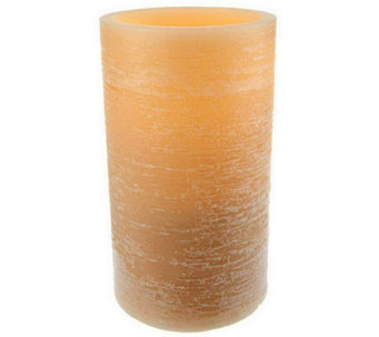 """As Is"" Bethlehem Lights 8.5"" Flameless Candle - H202069"