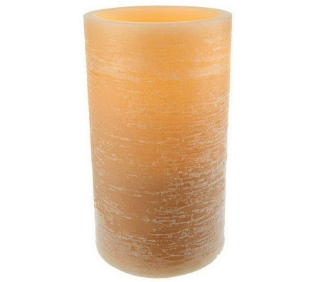 """As Is"" Bethlehem Lights 8.5"" Flameless Candle"