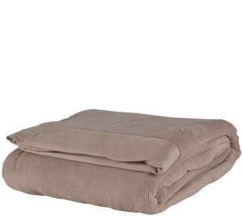 Berkshire Blanket Microfiber Smudge Fighting Throw - H287969
