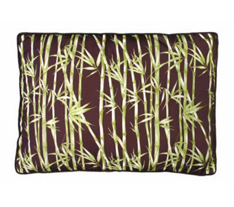 Watershed Bamboo Garden 24x32 Dog Bed - H349169