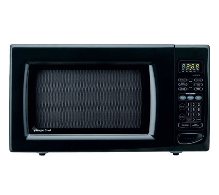 Magic Chef 1.6 Cubic Ft 1,100 Watt Microwave